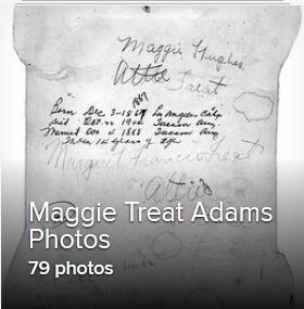 Maggie Treat Adams Photos