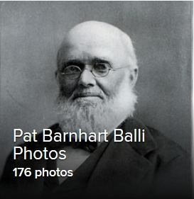 Pat Barnhart Balli Photos