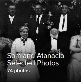 Sam and Atanacia Selected Photos