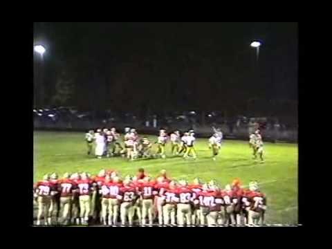 Kimball or Ben Athen's HS Homecoming Football MI CS58
