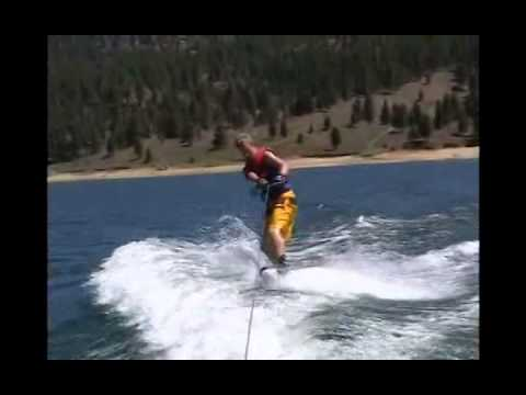 Chuck Family & Cliff Frenchman Lake Wakeboarding Tubing CS24
