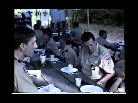 Kimball, Ben & Chuck Scout Camp, Fun Around Camp 2, D A 1991 MI CS85