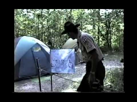 Jerry Hinds Scout Camp Tour, Riverside D A 1991 MI CS85