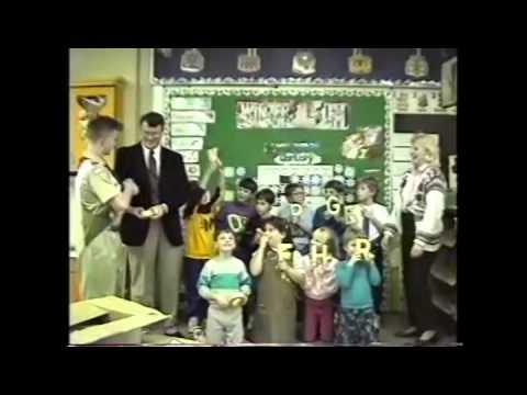Kimball Eagle Barnard Elementary 1991 MI CS70