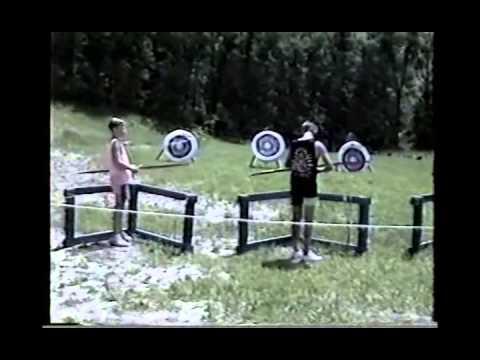 Kimball, Ben & Chuck Scout Camp, Archery, D A 1991 MI CS85