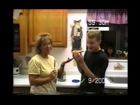 Amanda Newscast   Nessie Monster with Jana, Adam & Ryan 2001 SG CS88