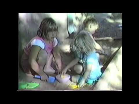 Winslow Reunion Liz, Bethany, Craig, Sandbox Playing CS94