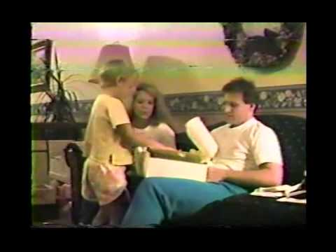 Chuck & Christopherson Families, Chuck & Jana Wedding Presents 1989 AZ CS93