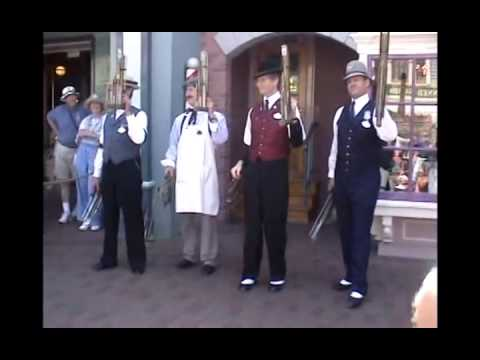 Chuck Family Disneyland Alec Quartet CS21