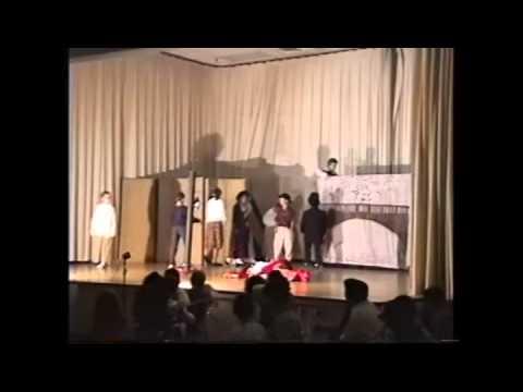 Liz School Play 1991 MI CS70