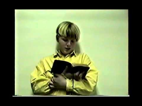 Ben & Deacons, War & Peace Video Raw 1991 MI CS85
