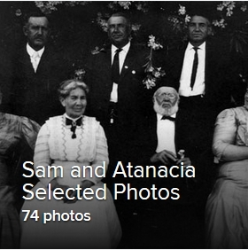 Sam and Atanacia Selected Photos