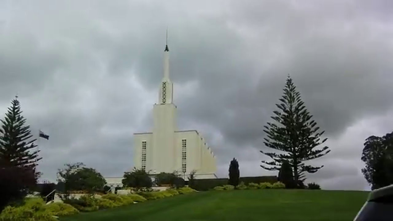 2011 New Zealand   New Zealand Temple