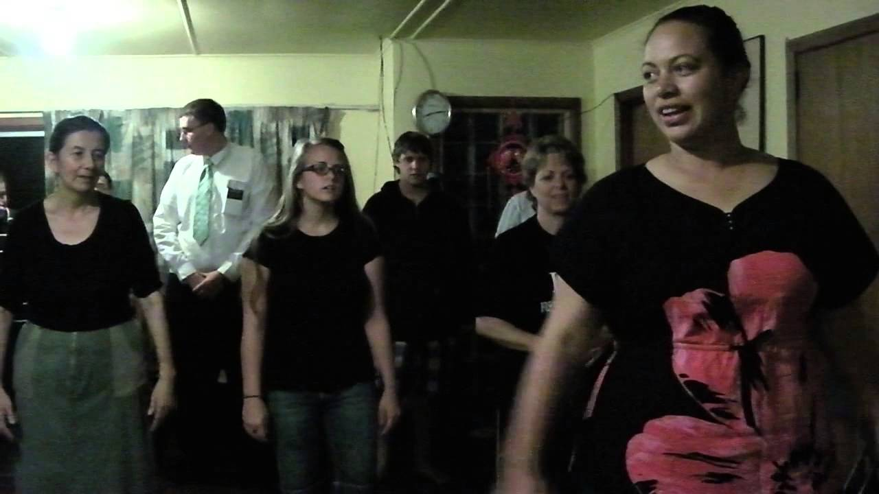2011 New Zealand   FHE Waiata Practice