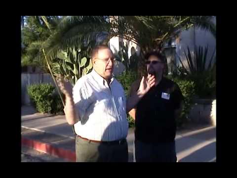2004 Hughes Reunion   Cliff Tour Hughes Home Tucson AZ CS03