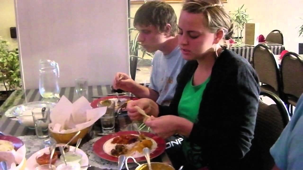 2011 New Zealand   Dinner