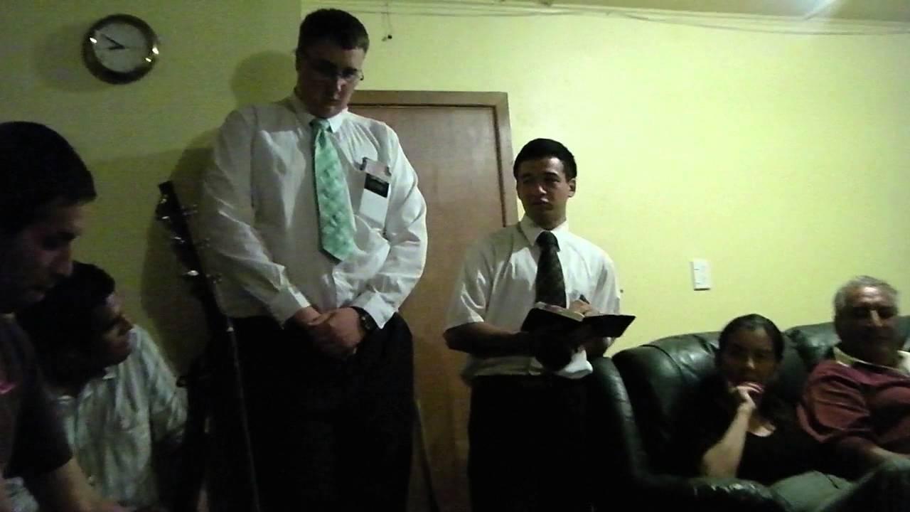 2011 New Zealand   FHE Lesson, Maori & BOM