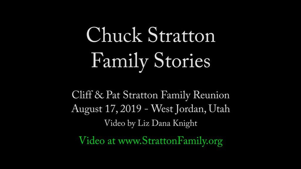 2019 Reunion Chuck Stories